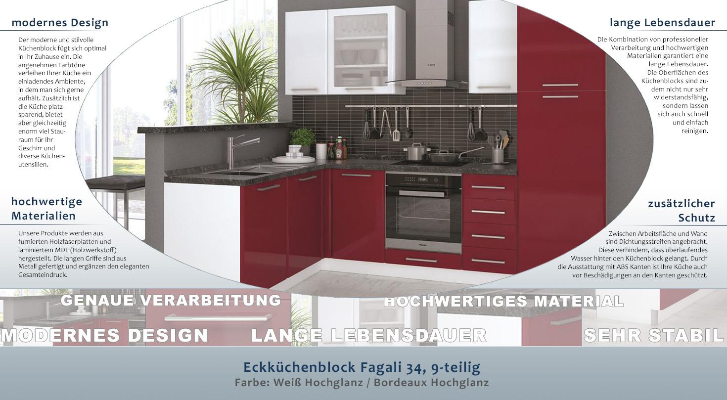 Weiße Hochglanz Küche Reinigen. Wandverkleidung Küche Landhaus ...