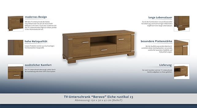 TV-Unterschrank \