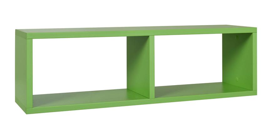 Regal für Kinderzimmer 58 cm breit, Farbe: Creme, Höhe (cm