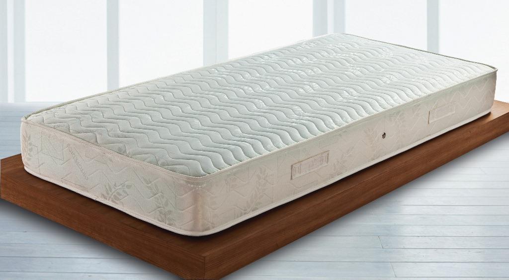 matratze economic classic mit bonell federkern abmessungen 120 x 200 cm. Black Bedroom Furniture Sets. Home Design Ideas