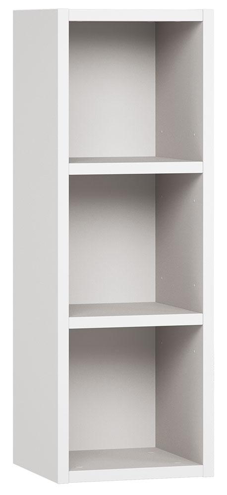 Regal Arbolita 50, Farbe: Weiß Abmessungen: 195 x 76 x 38